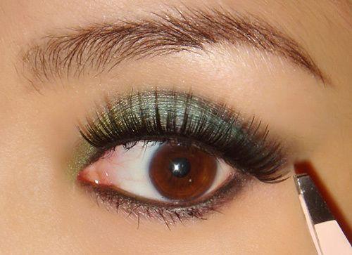 dicas de maquiagem cílios postiços