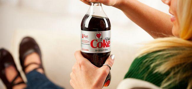 Mito: Mudar para o refrigerante diet vai ajudar a perder peso Photo