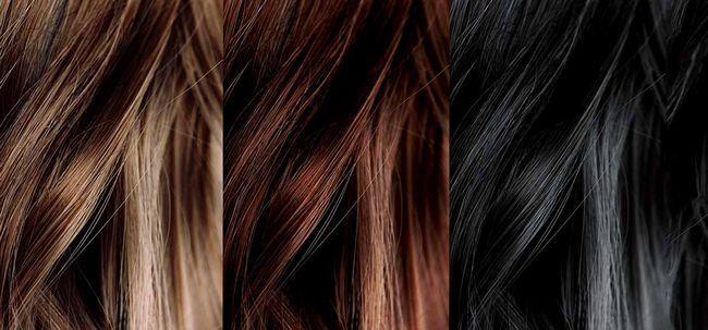 Neutro cabelo Guia de cores - Que cor melhor combina com você? Photo