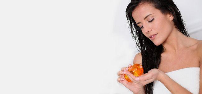Solução Azeite Como cabelo cinzento: Fato ou um mito? Photo