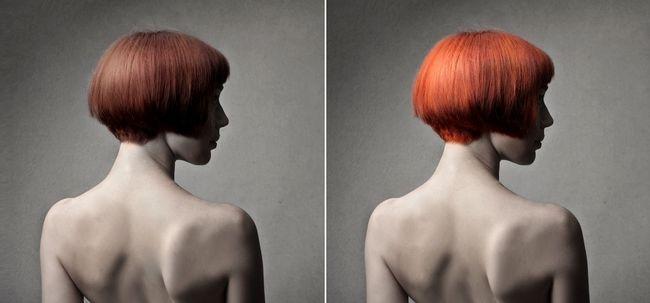 Guia Cor de cabelo vermelho - Qual a cores combina com você o melhor? Photo