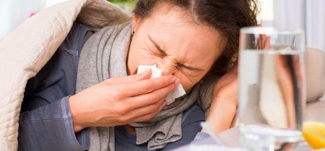 Doenças sazonal e Precauções Photo