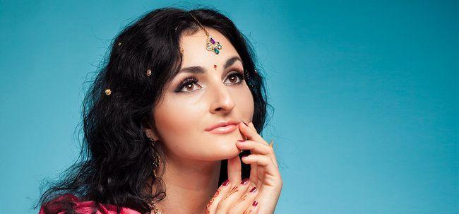 Maquiagem Sul nupcial indiana - Passo a Passo Tutorial Com Imagens Photo