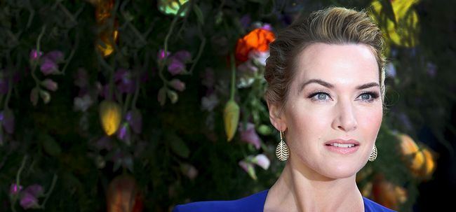 Star Beauty Segredo: Kate Winslet Photo