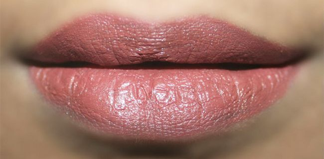Como fazer nu Lips Makeup Tutorial (2)