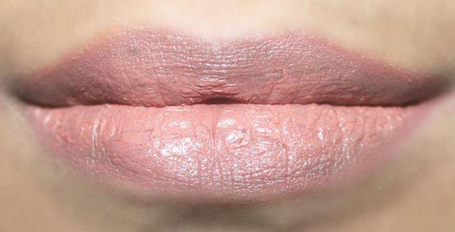 Como fazer nu Lips Makeup Tutorial (4)