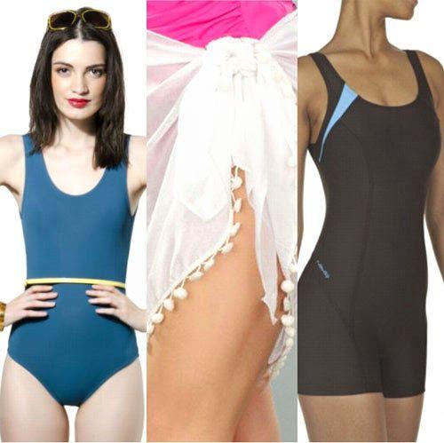 perna de natação se adapte às mulheres