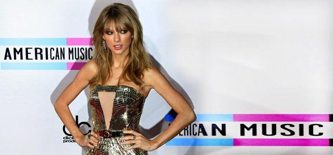 Dieta e exercício físico Segredos de Taylor Swift Photo