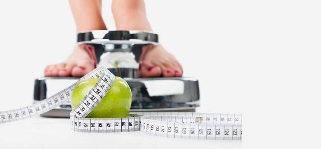 A dieta de calorias 800 e um menu para perda de peso Photo