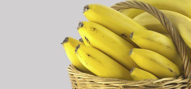 A dieta da banana: Bananas para perda de peso Photo