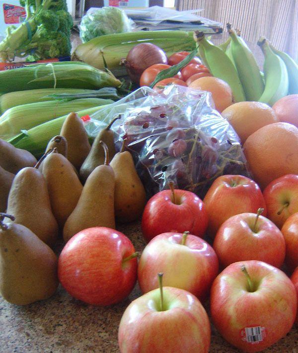 alimentos dieta de baixa gordura