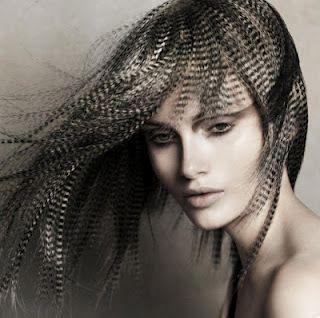 Dicas para pena de extensões de cabelo !!! Photo