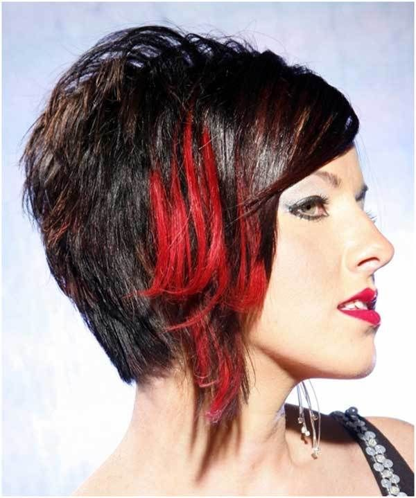 Auburn cor do cabelo