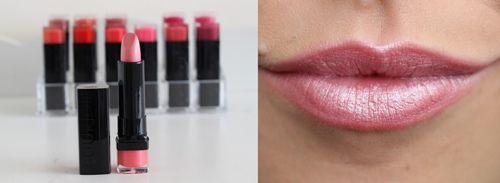 Bourjois batom edição rouge rose millesime