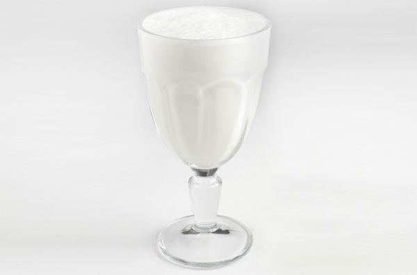 soro de leite coalhado