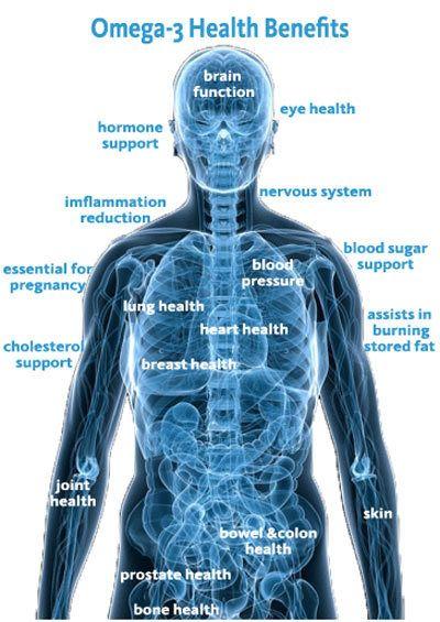 benefícios para a saúde de ômega 3
