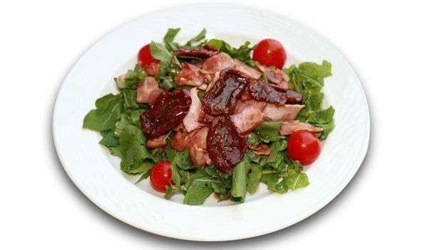 Carne grelhada Cobb Salad