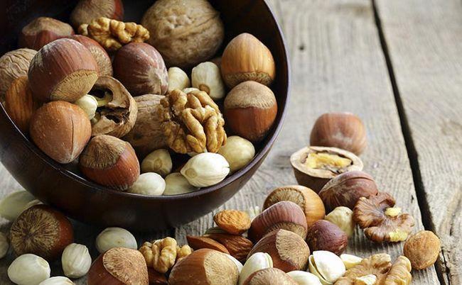 Misture-nuts