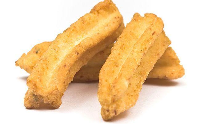 Soja-crisps