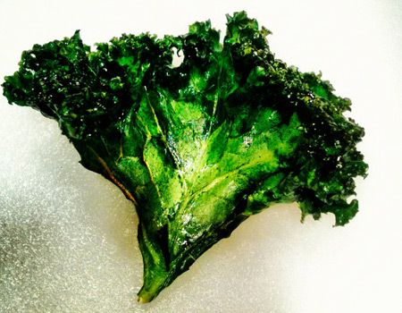 Forno Baked Kale chips