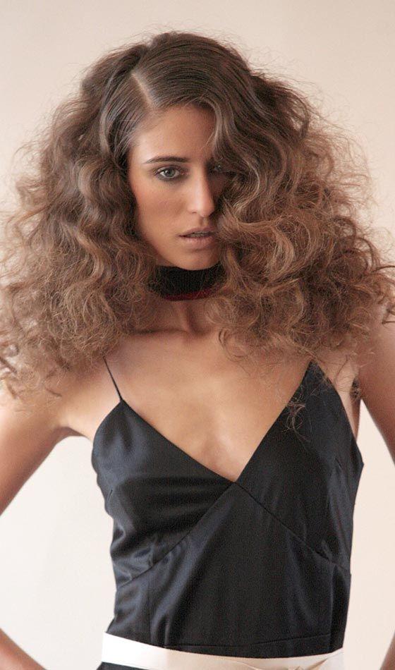 Curls desarrumado