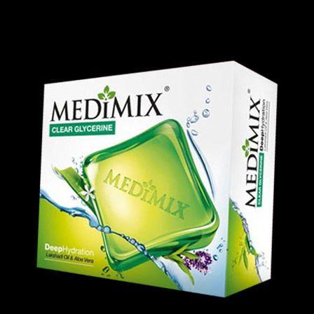 Medimix Limpar Sabonete de Glicerina Toning Natural