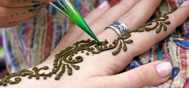 Top 10 Artistas Mehndi Em Delhi Photo