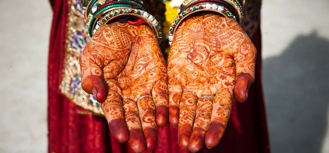 Top 10 Artistas Mehndi Em Hyderabad Photo