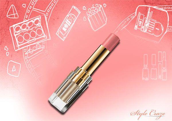 Oriflame batom ouro giordani no laço cor de rosa