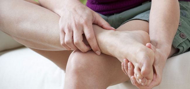 Top 10 Quick Fix Home remédios para a dor do pé Photo