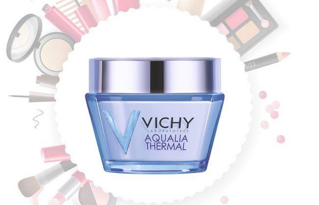 Vichy Aqualia dinâmica térmica