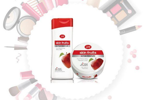 Frutas Joy pele Ativo umidade