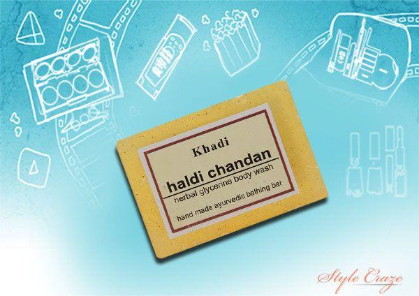Soap Khadi Haldi Chandan Fairness