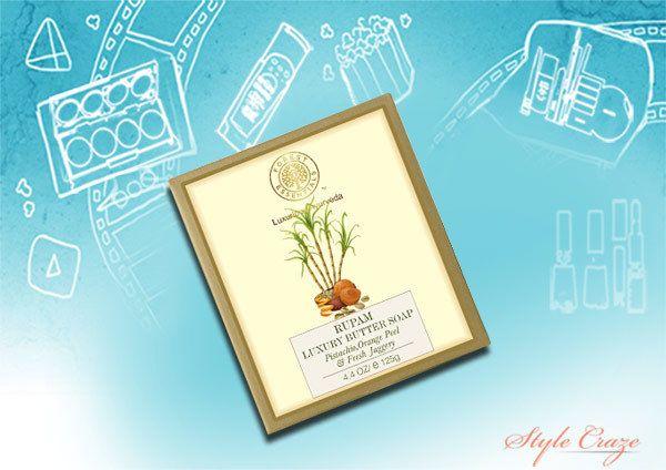 Floresta Essentials Sabonete Manteiga de Luxo