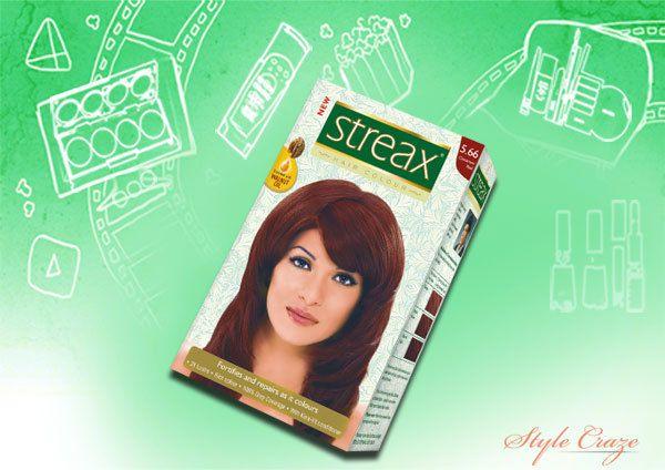 canela streax cor 5,66 cabelo vermelho