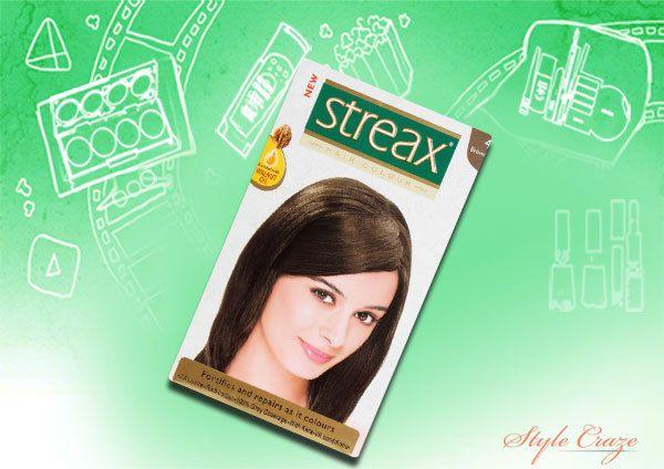 streax marrom 4 cor do cabelo