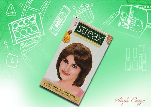 mel streax blonde Color 7.3 cabelo