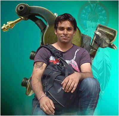 estúdio de tatuagem 3D delhi