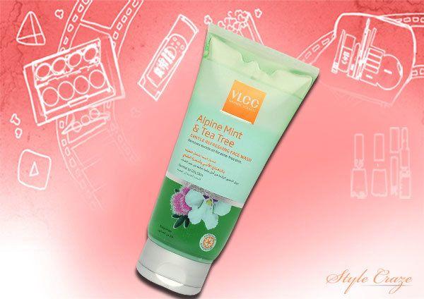 VLCC Alpine Mint e Tree Oil Face Wash Tea