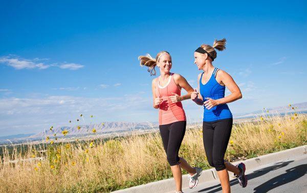 Correr e correr