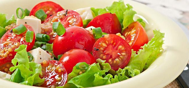 Top 10 Saladas perda de peso e as suas receitas Photo