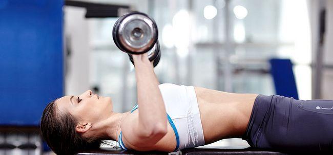 Formação Top 10 Peso Exercícios para as mulheres e seus Benefícios Photo
