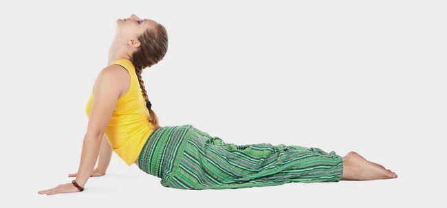 Top 10 de Yoga para a postura Improvement Photo