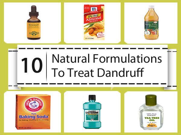 Top 11 formulações naturais para tratar a caspa Photo