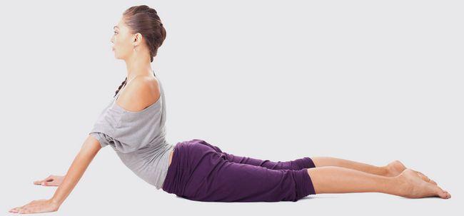 Top 20 de Yoga para dores nas costas Photo