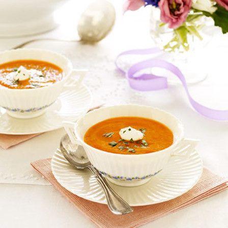 sopa de legumes baixo teor de gordura
