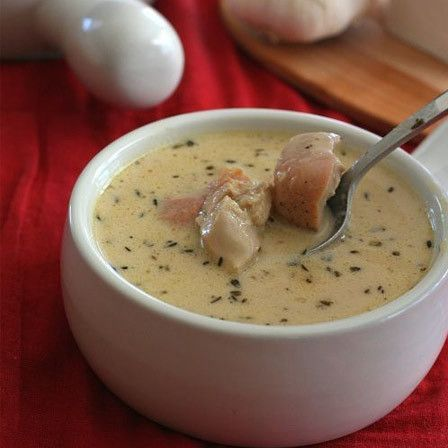 baixa caloria receita da sopa de galinha