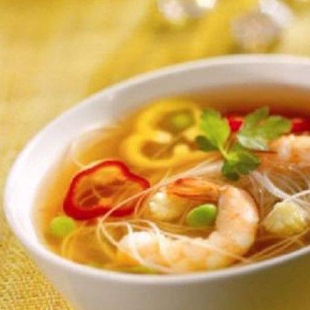 receitas de camarão de baixa caloria