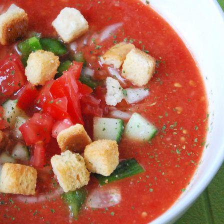 spain sopa gazpacho