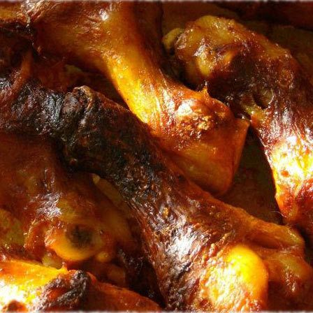 torrado receita pés de galinha